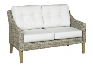 The Cambria two seater sofa