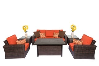 Aztec Sofa Set