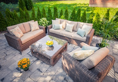 CEDAR CONVERSATIONAL furniture set
