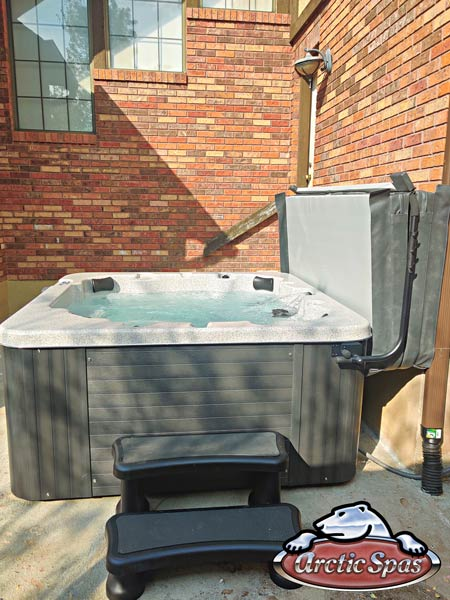 Falkners new artic spas hot tub Aurora