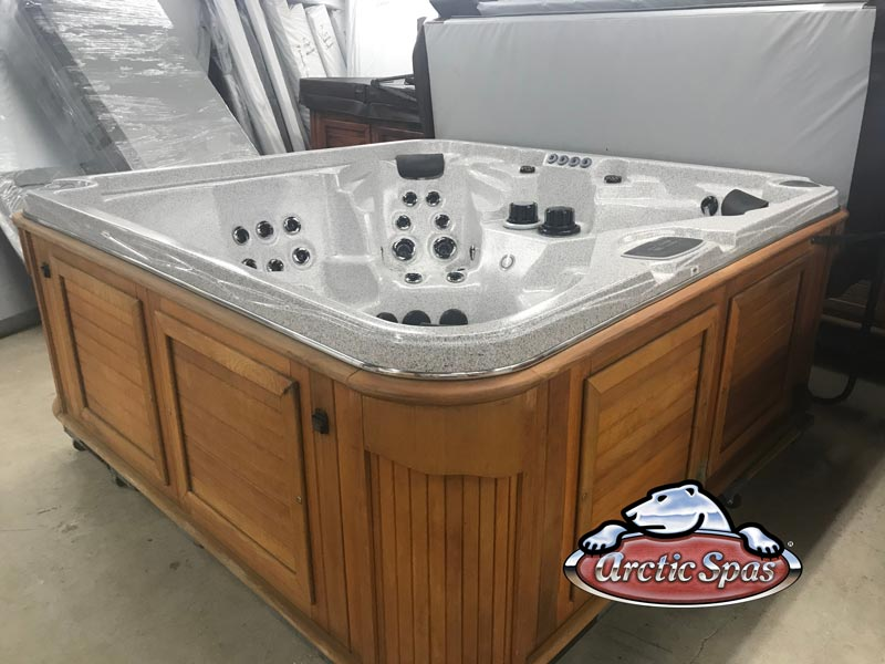 Arctic Spas refurbished Hot Tub Summit
