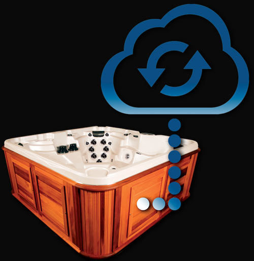 ONSPA Tub Cloud