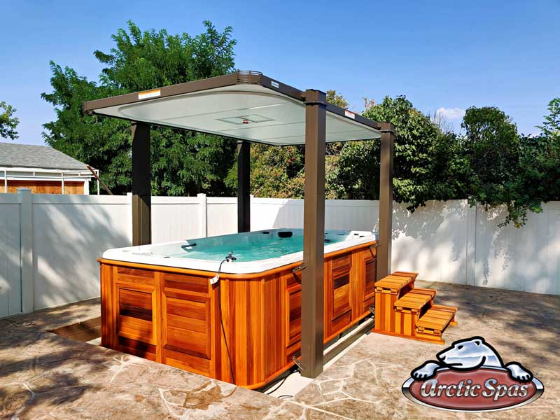 Pace new Arctic Spas Ocean All Weather Pool