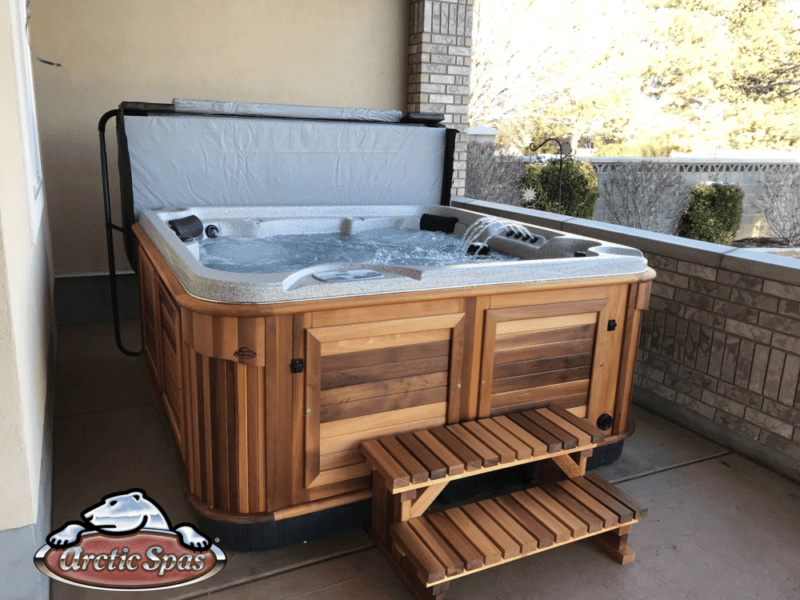 Scullion's new Arctic Spas Yukon