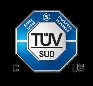 TUV USA Certificate
