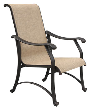 The Trinity dining chair