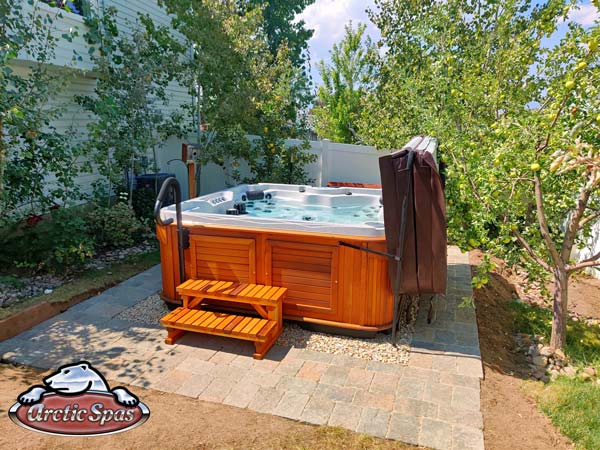 Wyasket family new Arctic Spas Hot Tub Summit