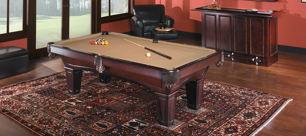 Allenton Pool table