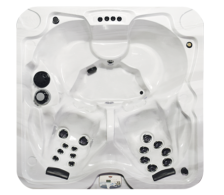 Arctic Spas Glacier Prestige hot tub