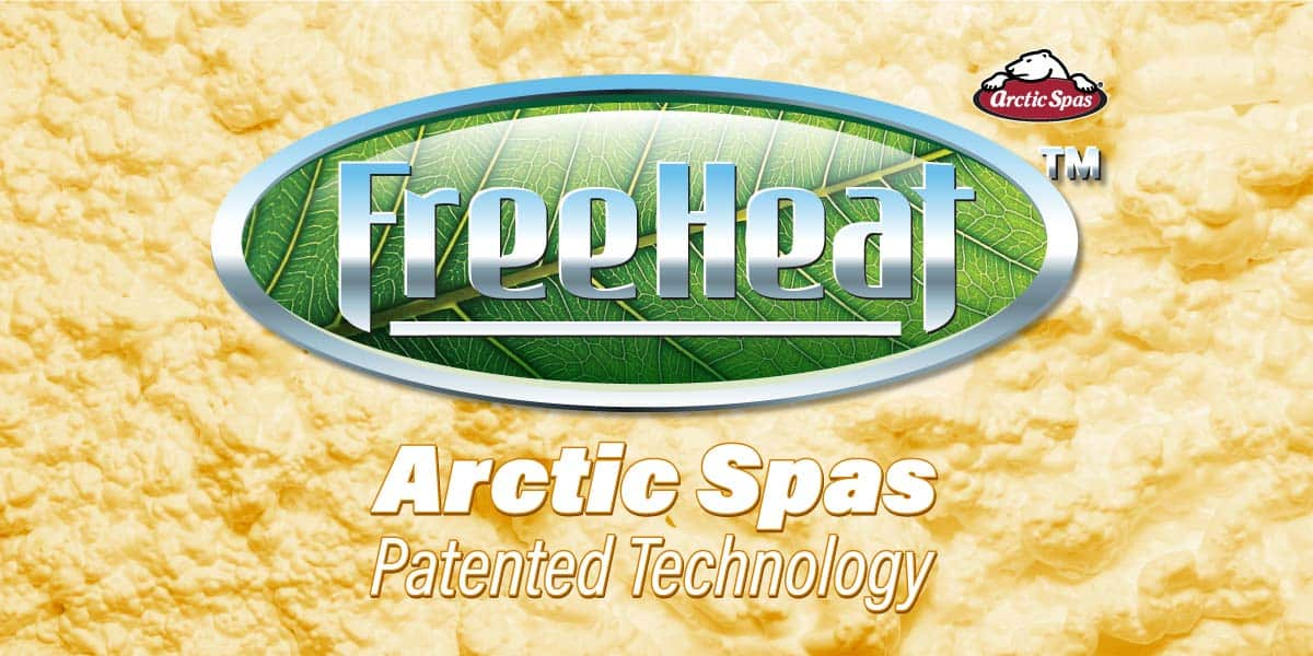 FreeHeat™ - Arctic Spas Patented Technology