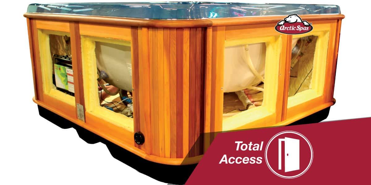 arcticspas Total Access