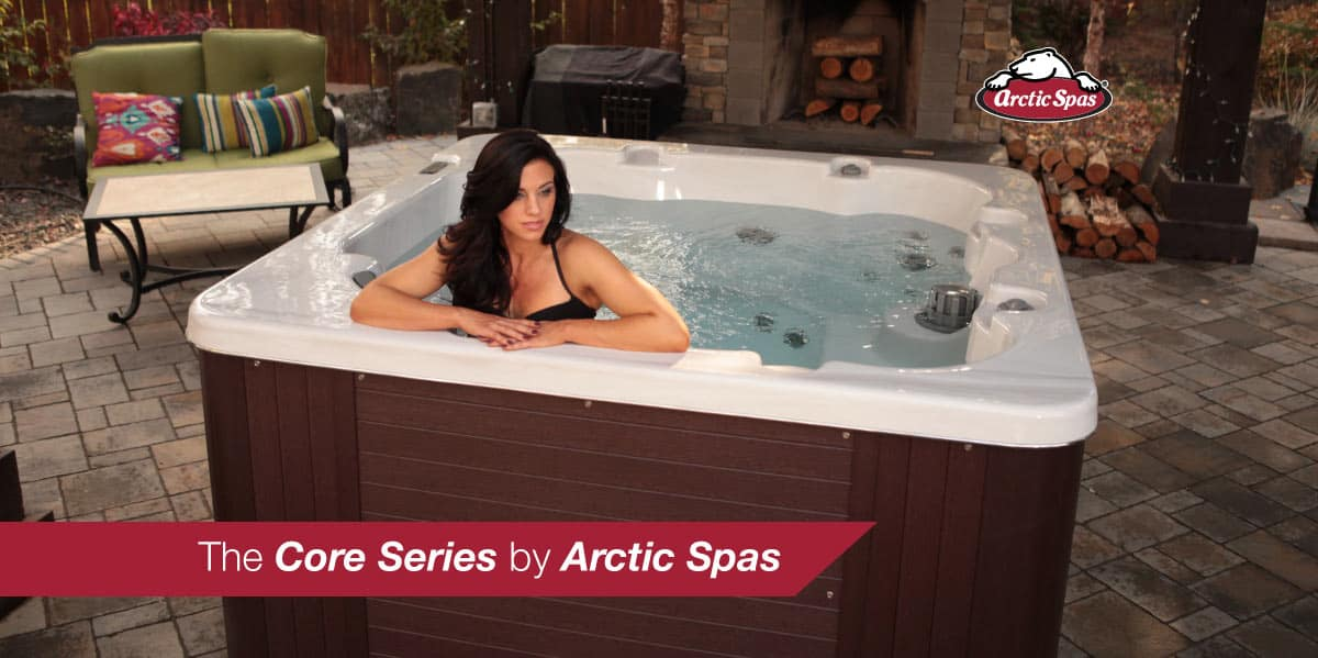 arcticspas The Core Series