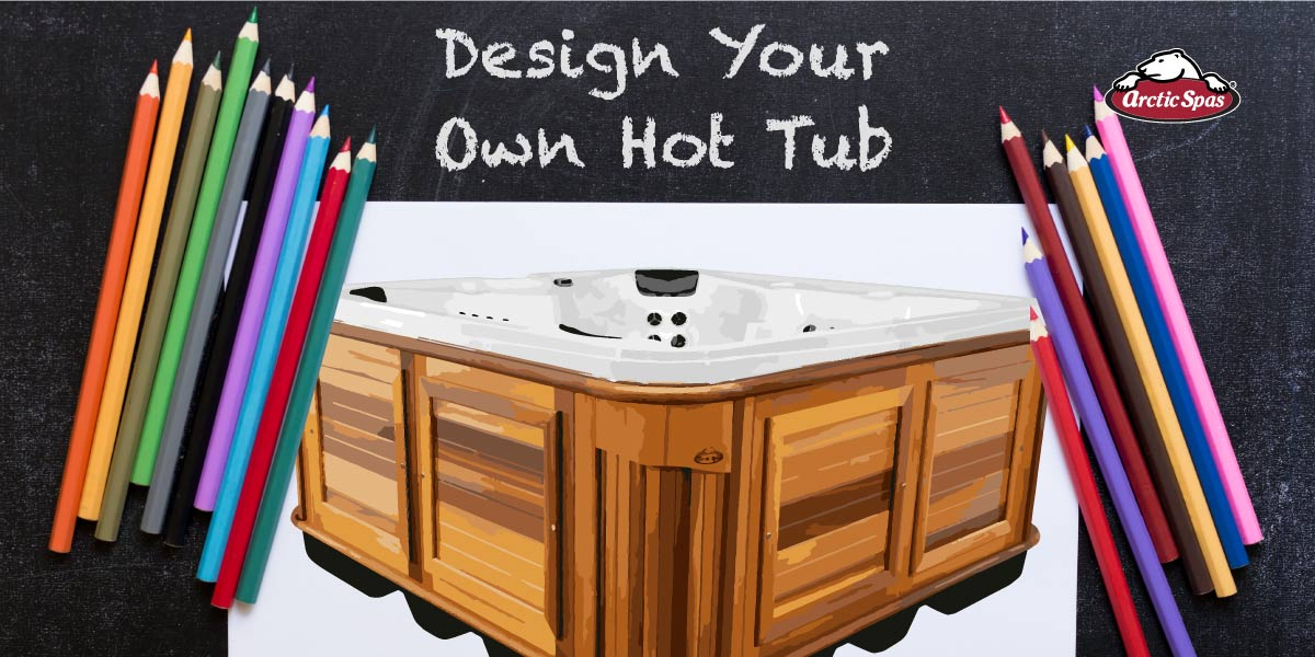 arcticspas design your own hot tub
