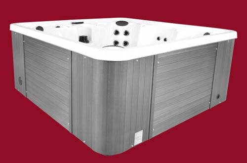 Arctic Spas Hot Tub, Orca model
