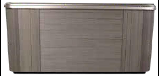 Core no maintenance cabinet in costal grey color