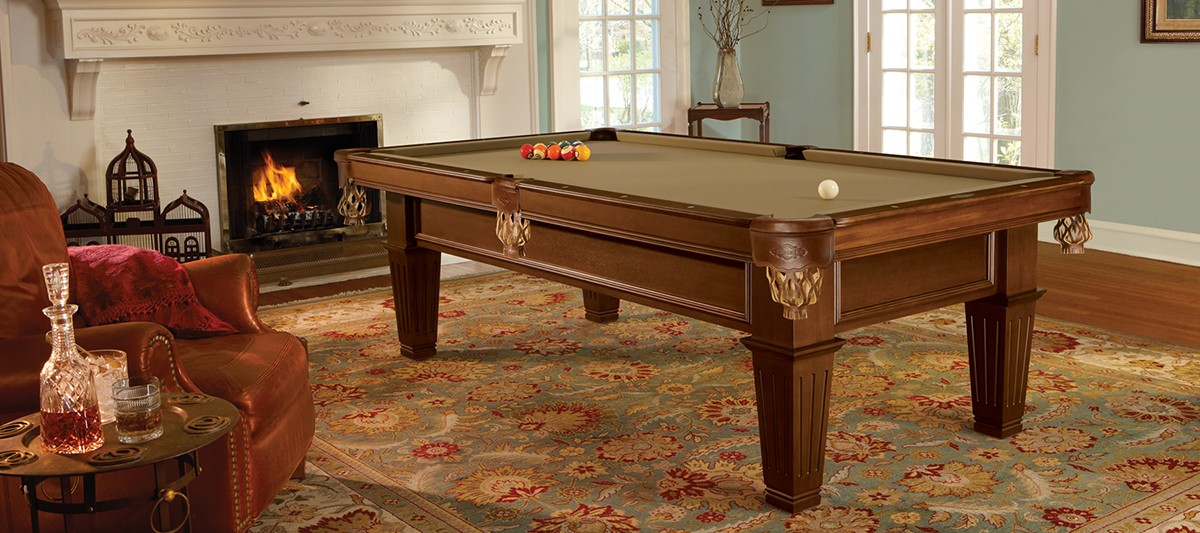 Conrad Discontinued Pool Table