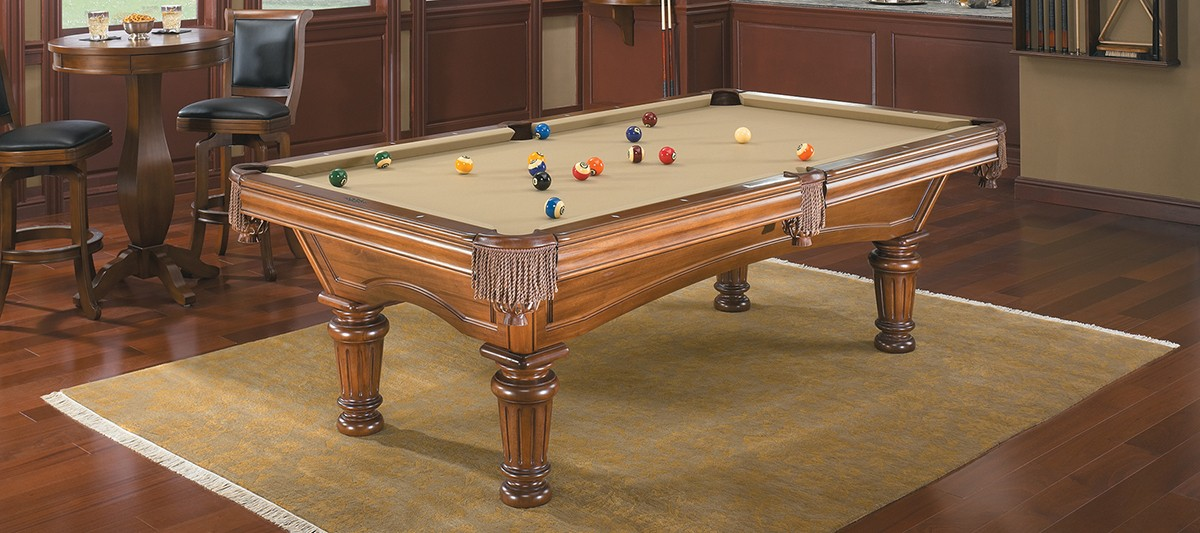 The Glenwood Pool Table