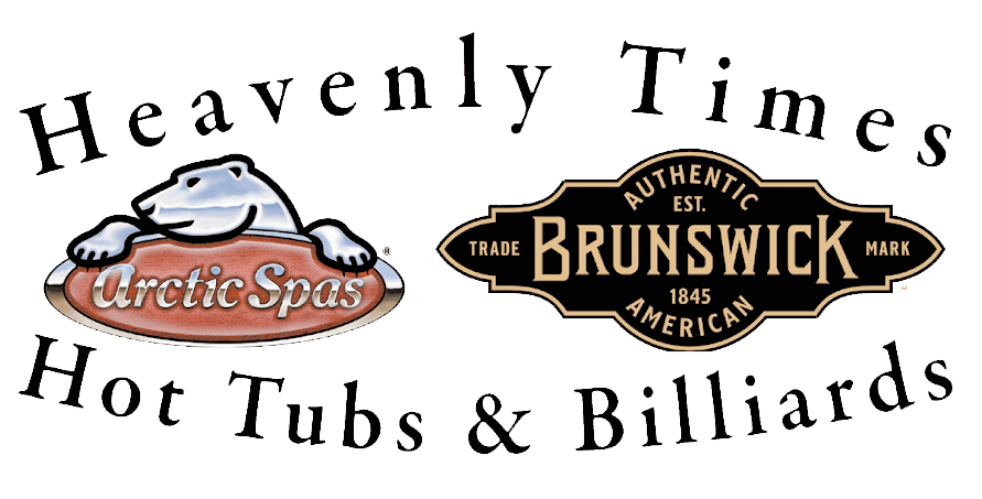 heavenly times hot tubs & billiards