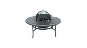 "The Aztec 52"" Round fire table"