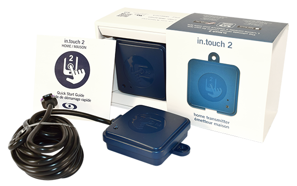 In touch package