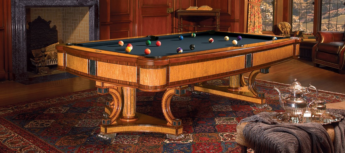 The Isabella Pool Table