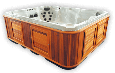 arctic spas summit XL hot tub