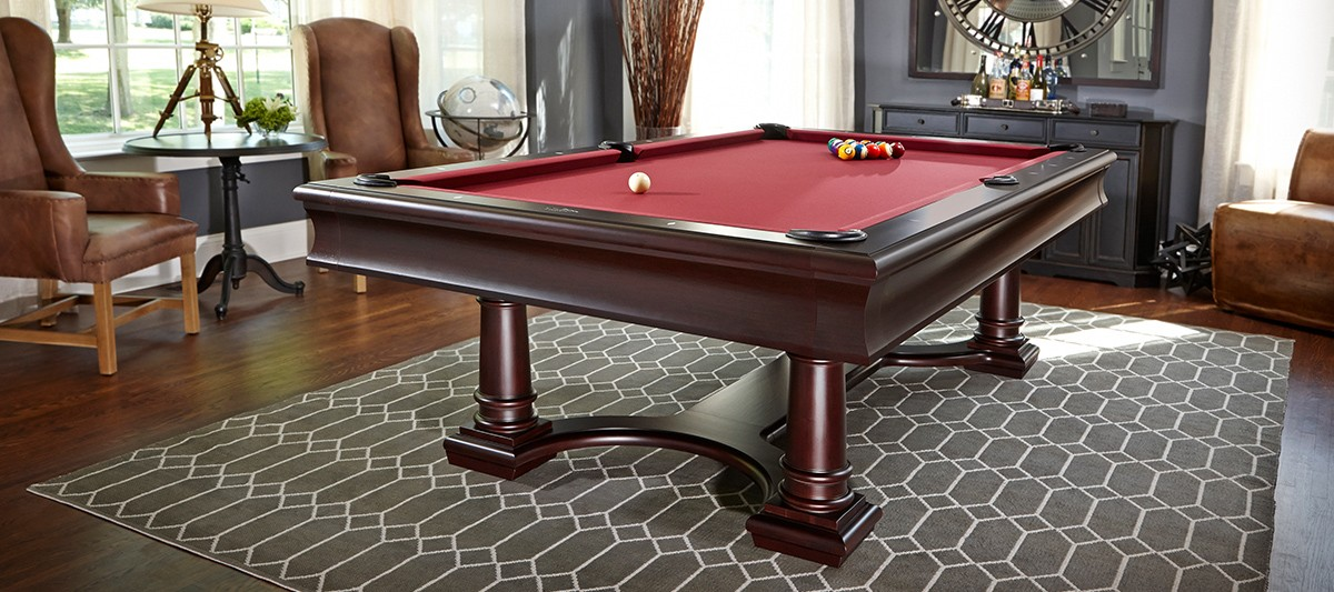 The Lexington Pool Table