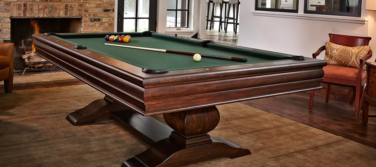 The Mackenzie Pool Table