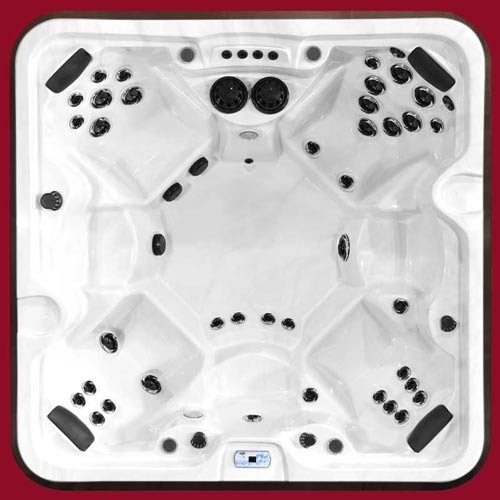 Arctic Spas Hot Tub, McKinley model