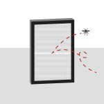 Magnetic Insect Screens Upgrade