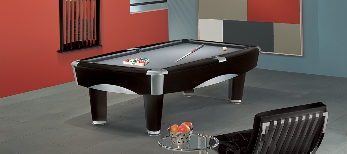 The Metro Pool Table