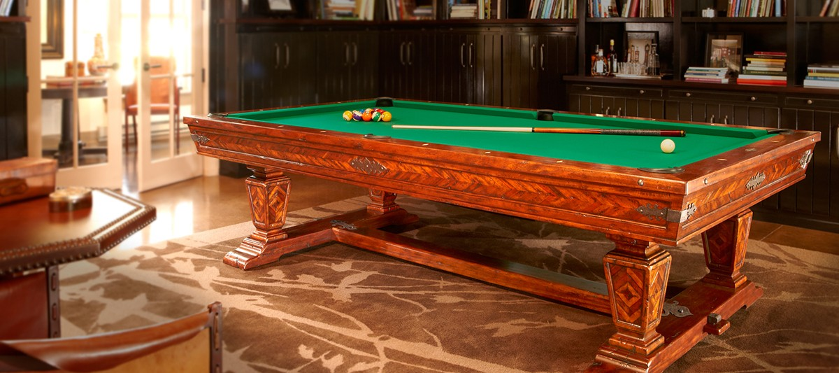 The Newbury Pool Table