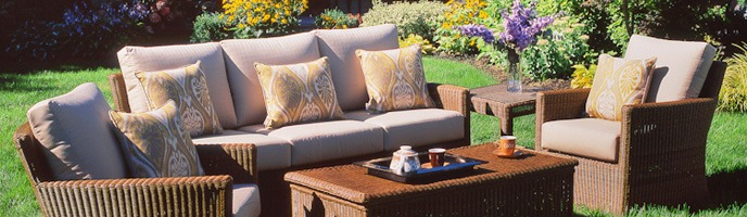Rosemary patio furniture