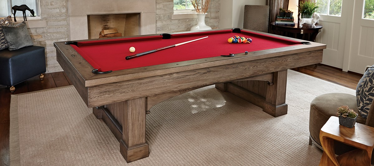 The Savanna Pool Table