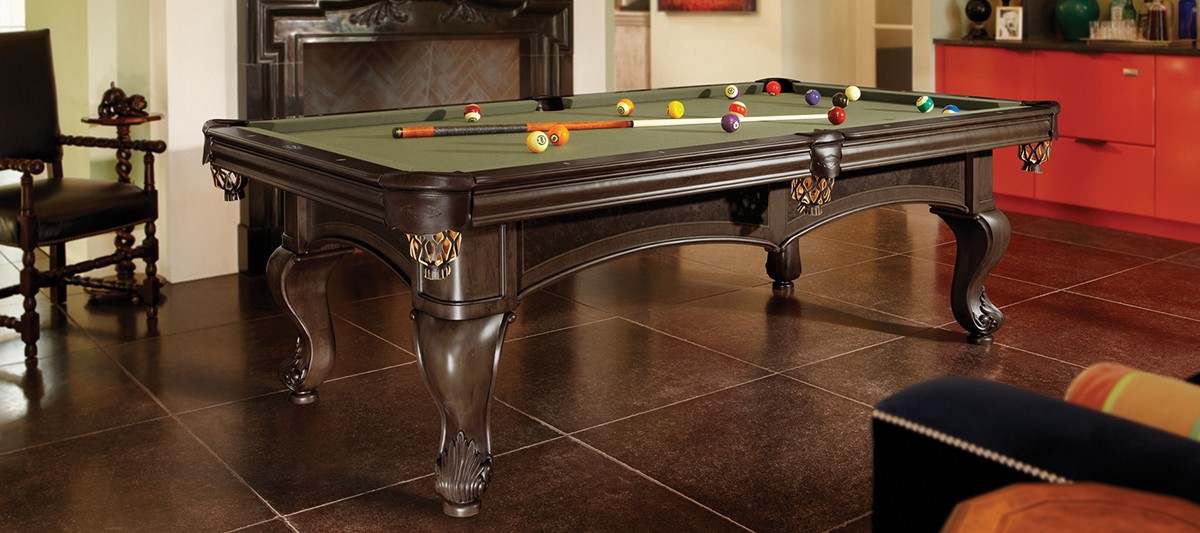 The Sutton Pool Table