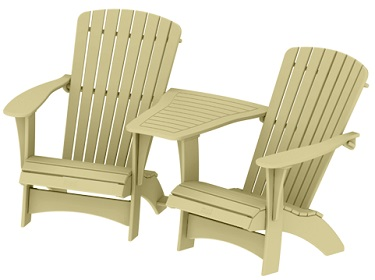 Tete-a-Tete chairs