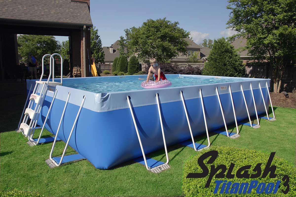 Kid in a Titan Pool 3