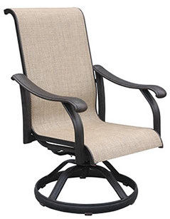 The Trinity swivel chair