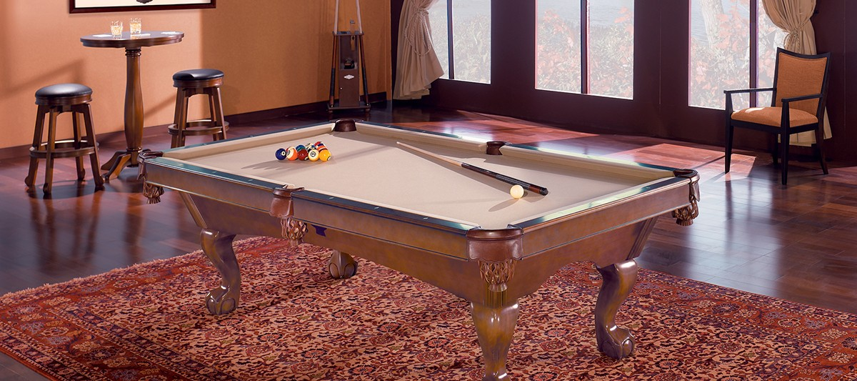 The Tremont Pool Table