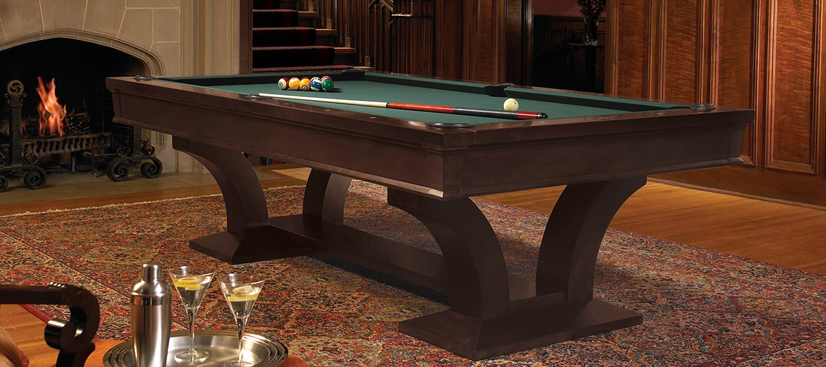 The Treviso Pool Table
