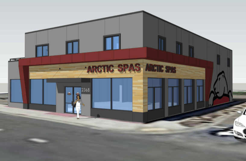 Arctic Spas Utah Fresh New Look