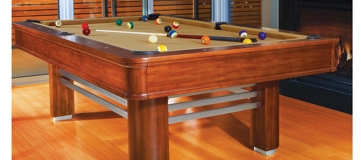 The Verona Pool Table
