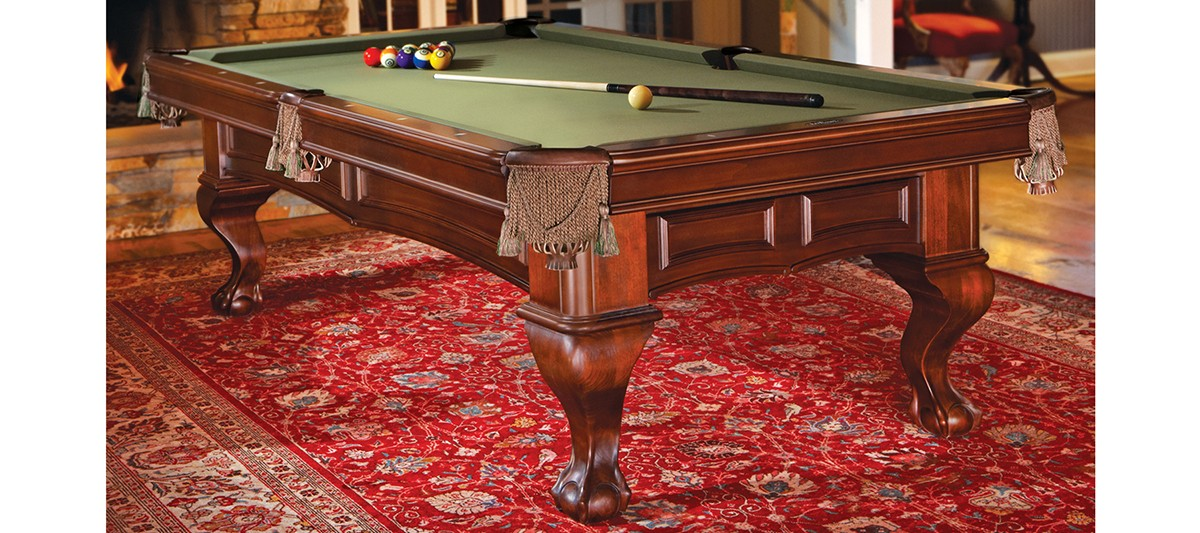 The Westcott Pool Table